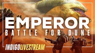 EMPEROR: BATTLE FOR DUNE | Let's Reminisce About Arrakis