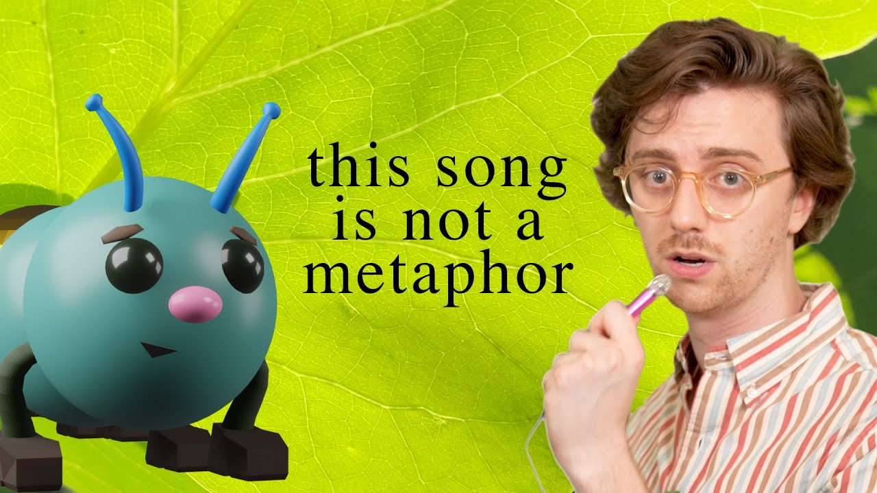 this song is not a metaphor