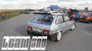 Кольцевые гонки кубок Автодрома Санкт-Петербург 6-ой этап от TEAM300