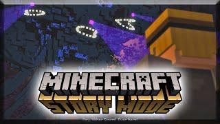 Minecraft Story Mode #13 - Min gris...