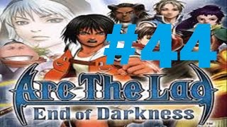 Arc the Lad End of Darkness Walkthrough #44 Final Boss & Ending