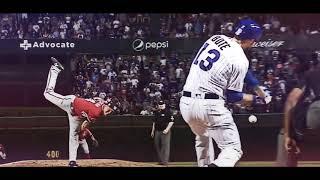 David Bote hits a walk off grand slam to lift Cubs past Nats