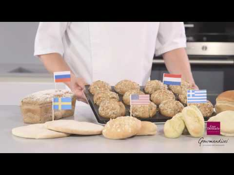 Les pains du monde Gourmandises