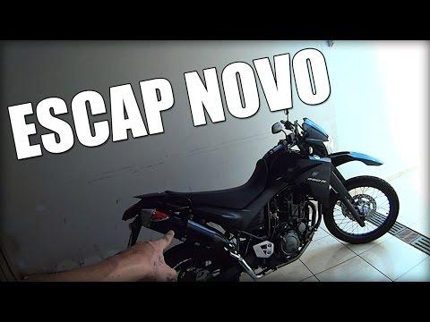 ESCAP NOVO DA XT 660 (Meiota) ‹ Ravanha ›