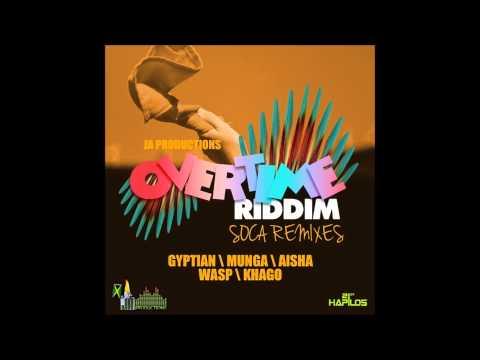 Gyptian- Overtime [Soca Remix] Jan 2013