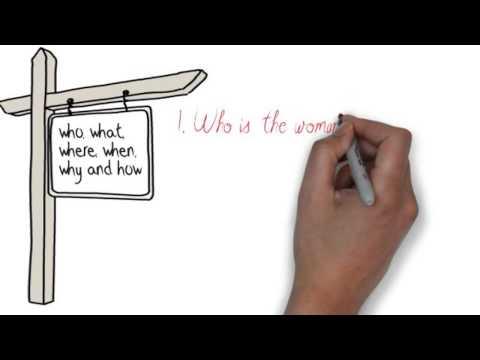 How to write photo caption