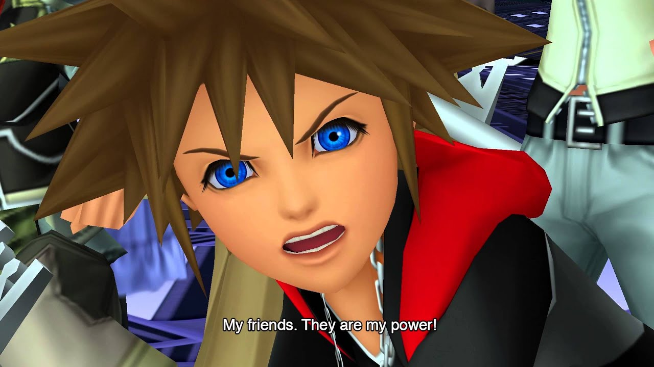 KINGDOM HEARTS HD 28 Final Chapter Prologue