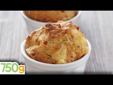recette-de-muffins-salés---750g