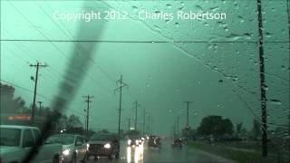 Norman, OK Tornado - April 13, 2012