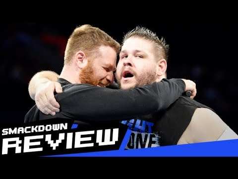 REVIEW-A-SMACKDOWN 10/10/17: Sami Zayn Explains Actions, US Title Rematch
