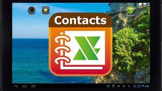 видео Где андроид хранит контакты - Где хранятся контакты в android