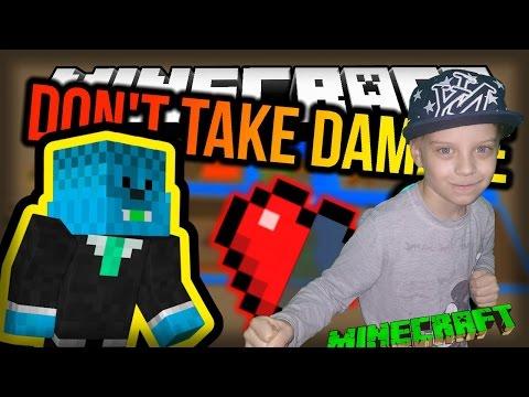 Luka Igra Minecraft | DON'T GET HURT!!