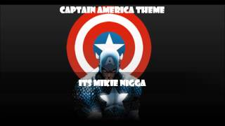 Baltimore Club Music-Mikie-Captain America Theme