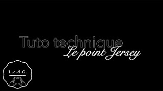 Tuto Tricot 4 : Le point Jersey