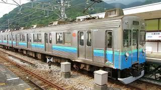 伊豆急行の電車180828