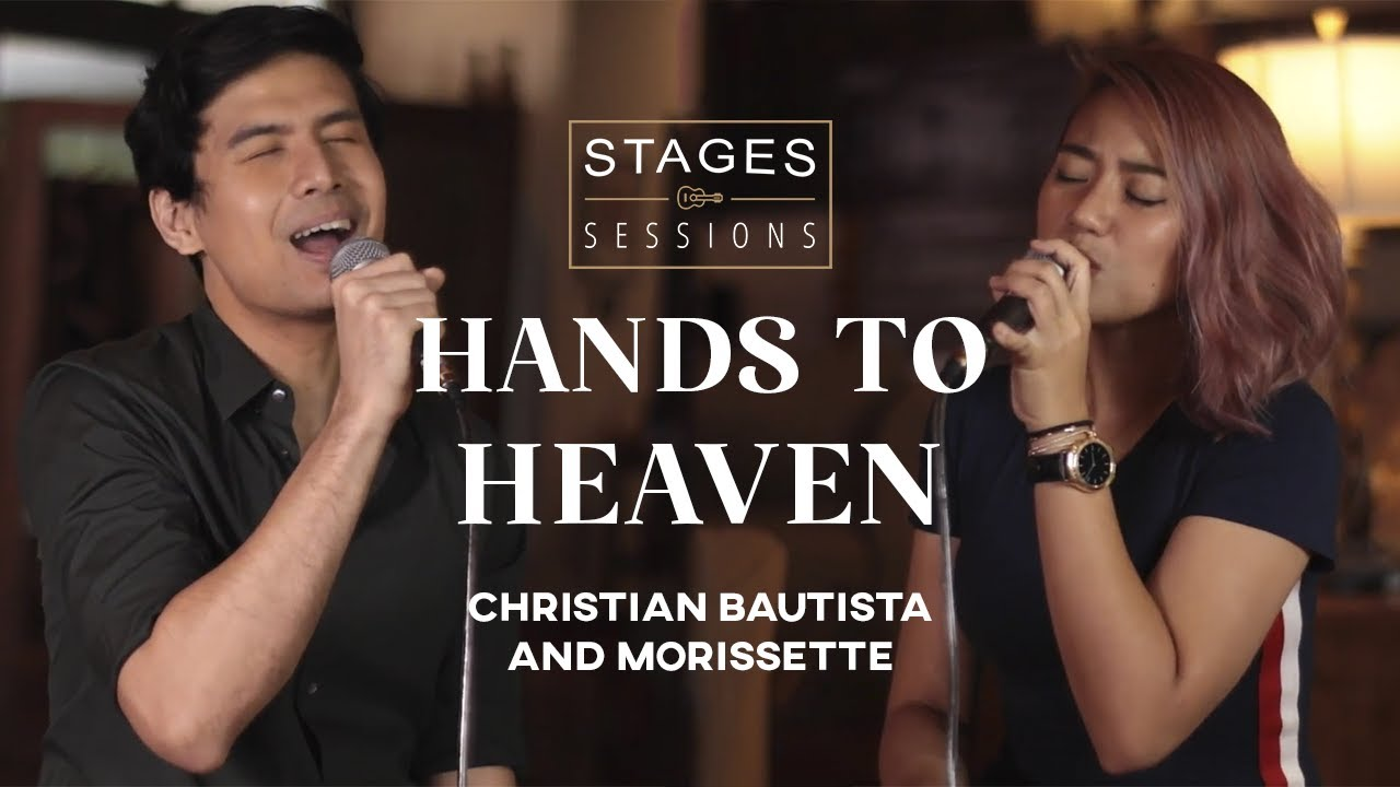 "Christian Bautista and Morissette - ""Hands to Heaven"" Live at Stages Sessions"