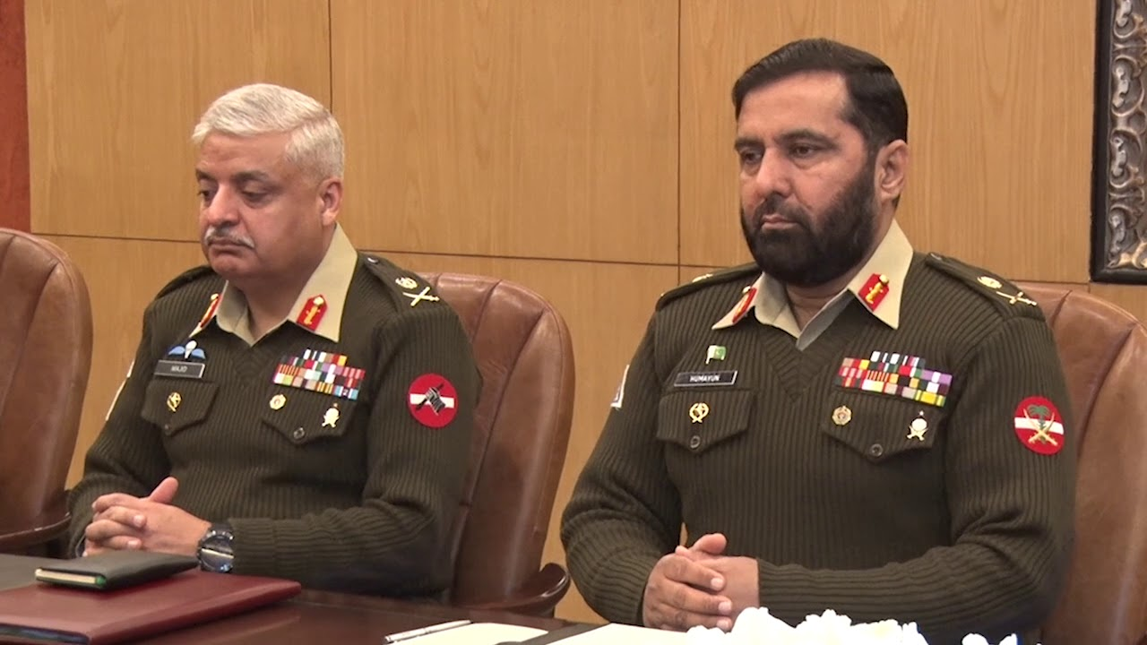 Press Release No 38/2019, 218th Corps Commanders'  Conference - 4 Feb 2019 (ISPR Official Video)