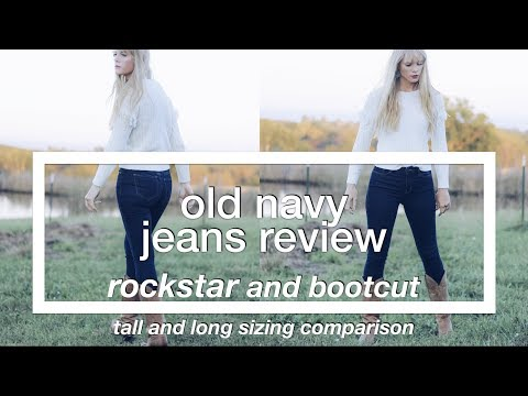 old navy jeans review