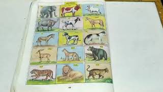 Learn animals in Kannada with Neha and Virat