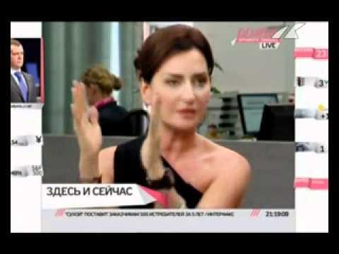 Саакашвили через призму российского глянца