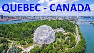 Top 10 Best Places To Live In Quebec - Canada