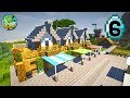 Transform a Minecraft Village into a Town E06 - Market + Walls