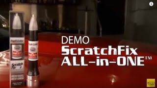 Duplicolor Scratch Fix All-in-1 Touch-Up Paint Kit Tutorial Overview How-To