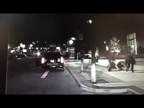 Raw: Baker Mayfield arrest video