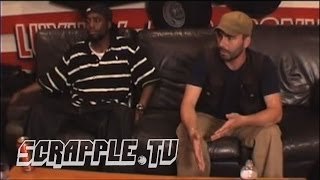 Hip Hop prophets; Lost Children of Babylon [Scrapple Interview]