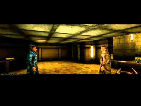 Deus Ex - Jay-Z handles a domestic disturbance