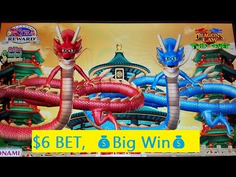 Dragon S Law Twin Fever Slot Machine Bonus 6 Bet 💰big Win
