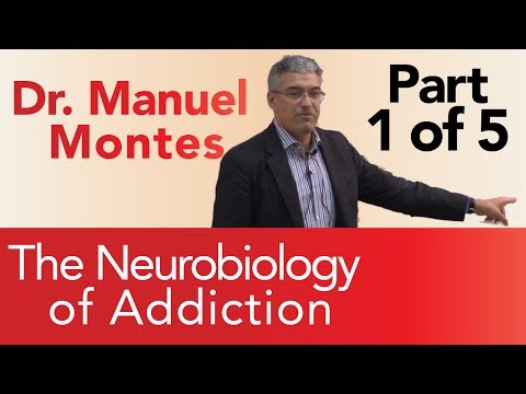 Dr. Montes: Neurobiology of Addiction Part 1 of 5 | (877) 446-1342