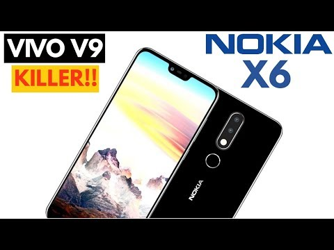 Nokia X Is Coming With Full-View Display - The Vivo V9 Destroyer!