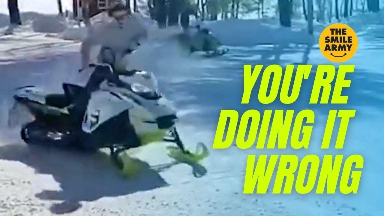 You're Doing It Wrong! - Funny Fail Compilation | TSA 2020