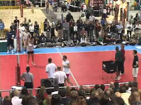 Setting  Game Situation Drills : Christy Johnson Lynch  Iowa State Univ.