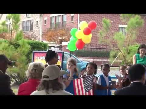 Whidby Elementary School SPARK Park Dedication