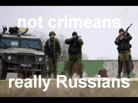 Crimea- Ukraine INVASION ; REASONS WHY  ; Oil Gas