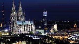 Germany at its best: Nordrhein-Westfalen I KÖLNER DOM