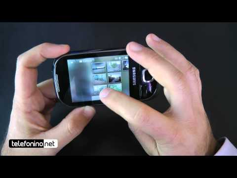 Samsung Corby i5500 videoreview da Telefonino.net