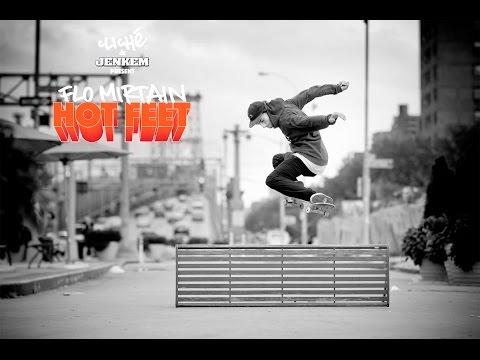 "JENKEM - Flo Mirtain's ""Hot Feet"" part"