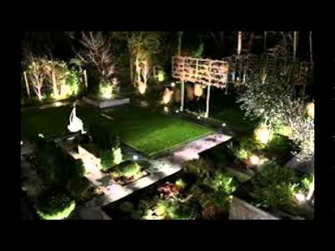 Garden lighting ideas youtube for Garden lighting designs