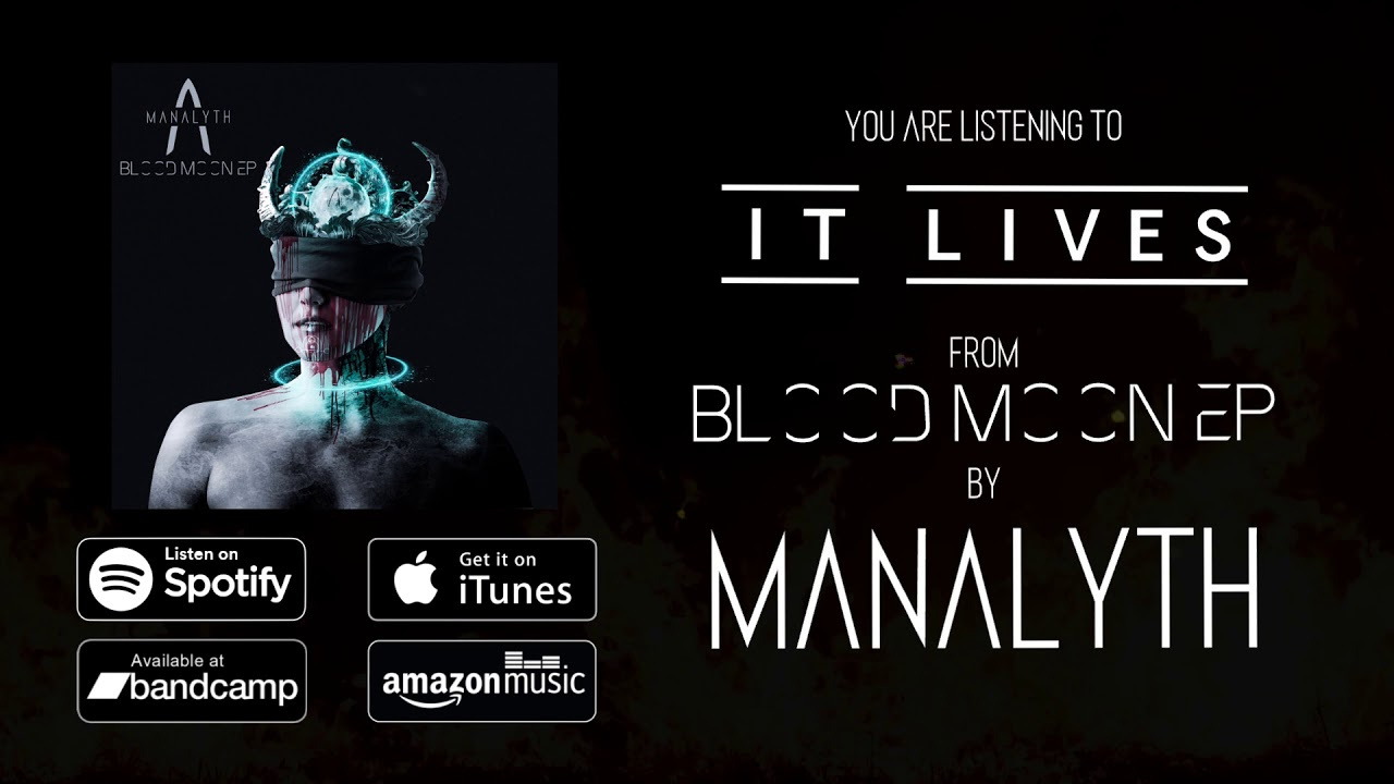Manalyth - Blood Moon EP (FULL EP STREAM)