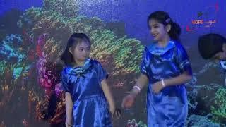 HOPE Qatar: 14th Annual Day 2020: Dance in Blue