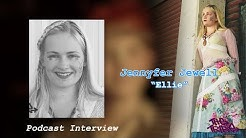 New Interview - Jennyfer Jewell (ELLIE) - Virus Lockdown - The Tribe TV Series - Official Podcast