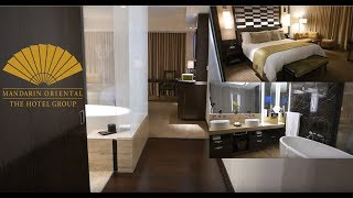 Mandarin Oriental Las Vegas Cityscape Room Tour