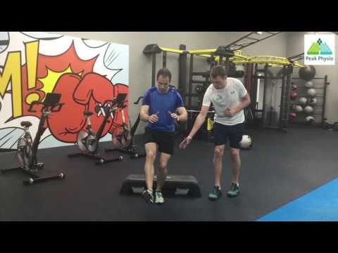 Patella Tendinopathy - Rehab level 3