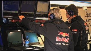 Fast and furious - The High-Octane F1 World of RIEDEL (Spanish)