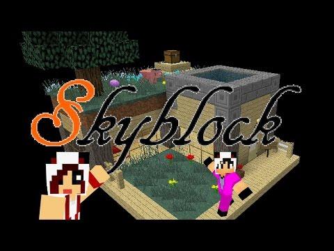 Aventure Skyblock #7 - Podzol, podzob...  ;p
