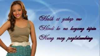 Repeat youtube video Wala Na Bang Pag-ibig - Liezel Garcia [Lyrics]