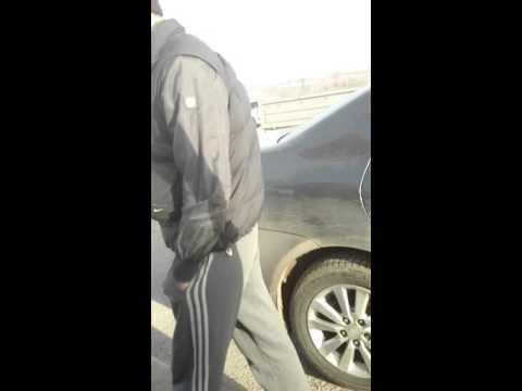 Платная парковка на рынке Темерник в Ростове